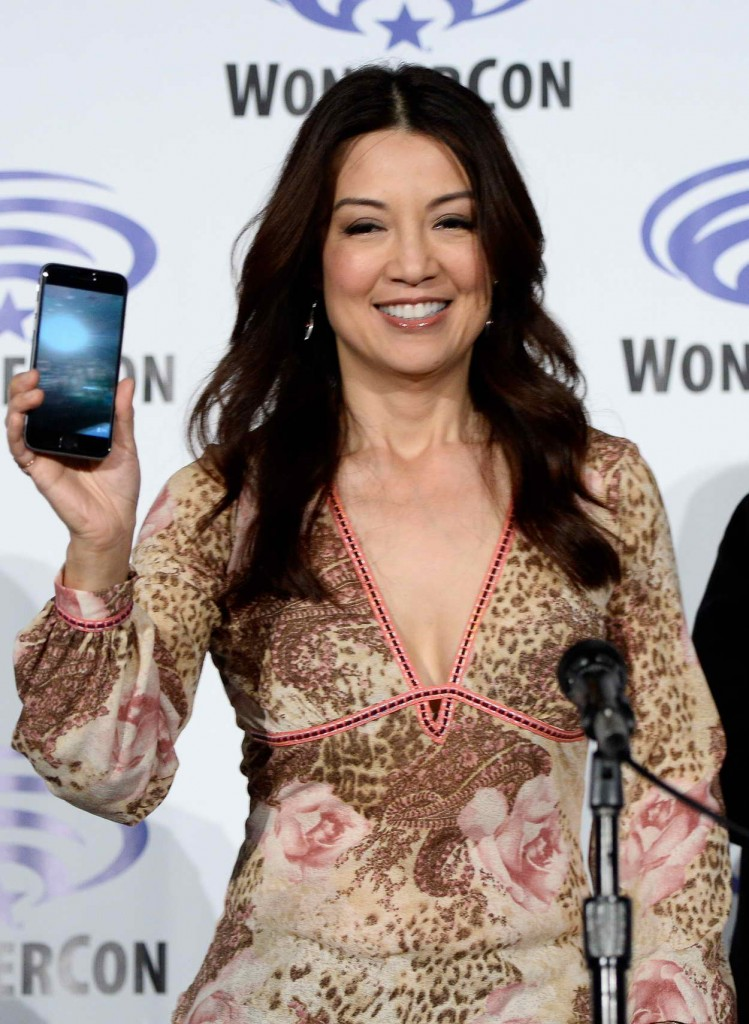 Ming-Na Wen at WonderCon 2016 in Los Angeles 03/27/2016-1