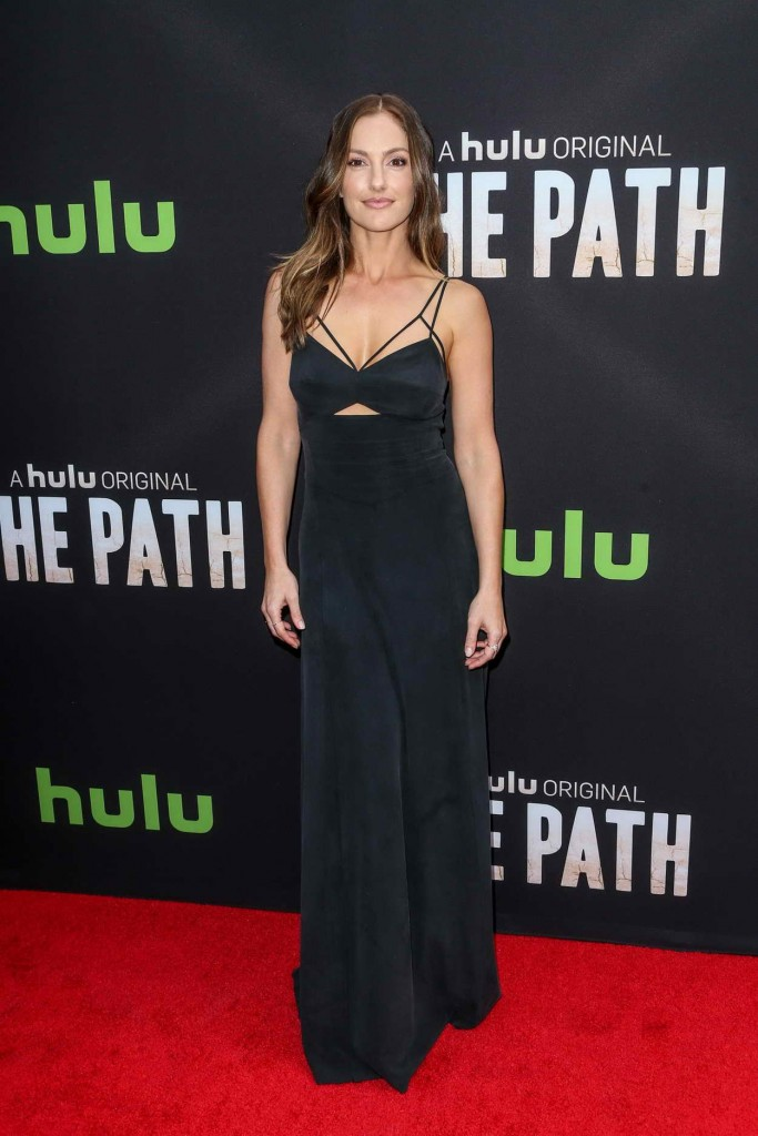 Minka Kelly at The Path Premiere in Hollywood 03/21/2016-1