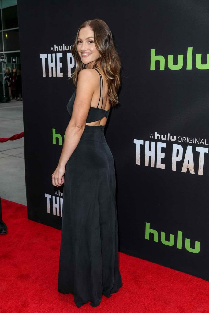 Minka Kelly at The Path Premiere in Hollywood 03/21/2016-3