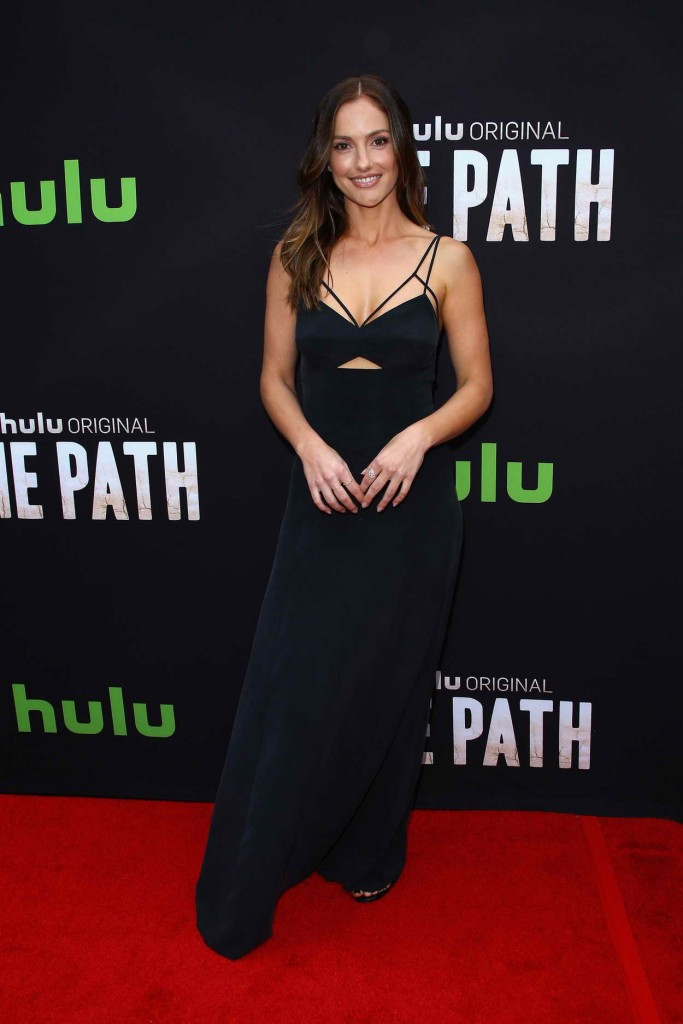 Minka Kelly at The Path Premiere in Hollywood 03/21/2016-4
