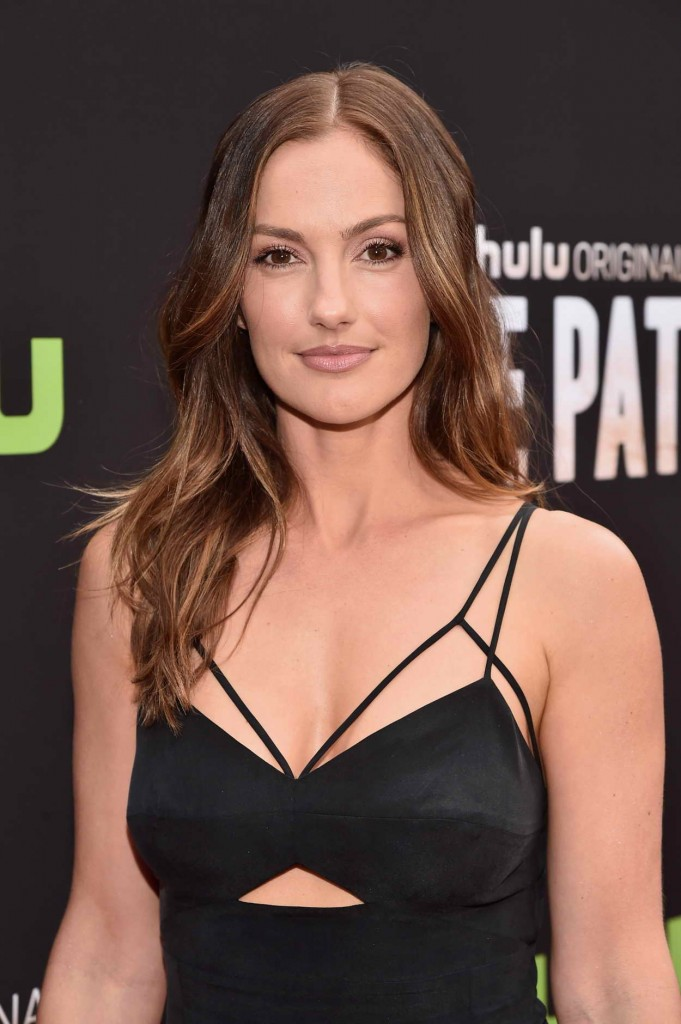 Minka Kelly at The Path Premiere in Hollywood 03/21/2016-5