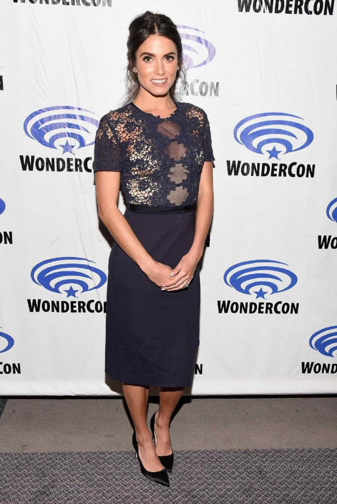 Nikki Reed at WonderCon 2016 in LA 03/27/2016-1