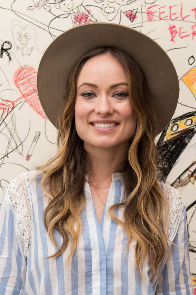 Olivia Wilde Unveils Music Video for Edward Sharpe and The Magnetic Zeroes in Los Angeles 03/09/2016-1
