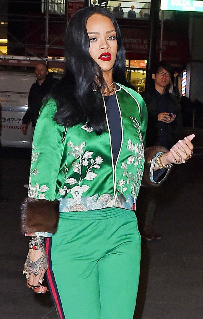 Rihanna Out in New York City 03/28/2016-3