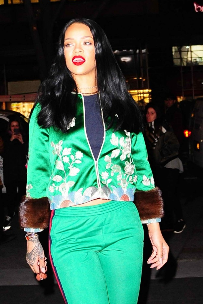 Rihanna Out in New York City 03/28/2016-5
