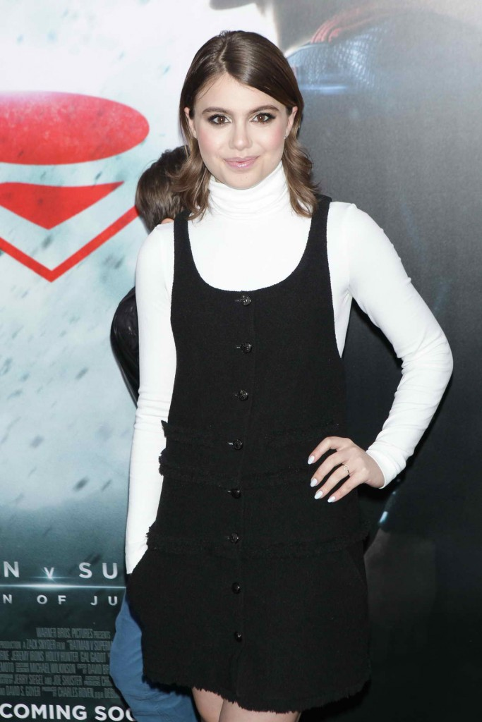 Sami Gayle at Batman V Superman: Dawn Of Justice Premiere in New York City 03/20/2016-1