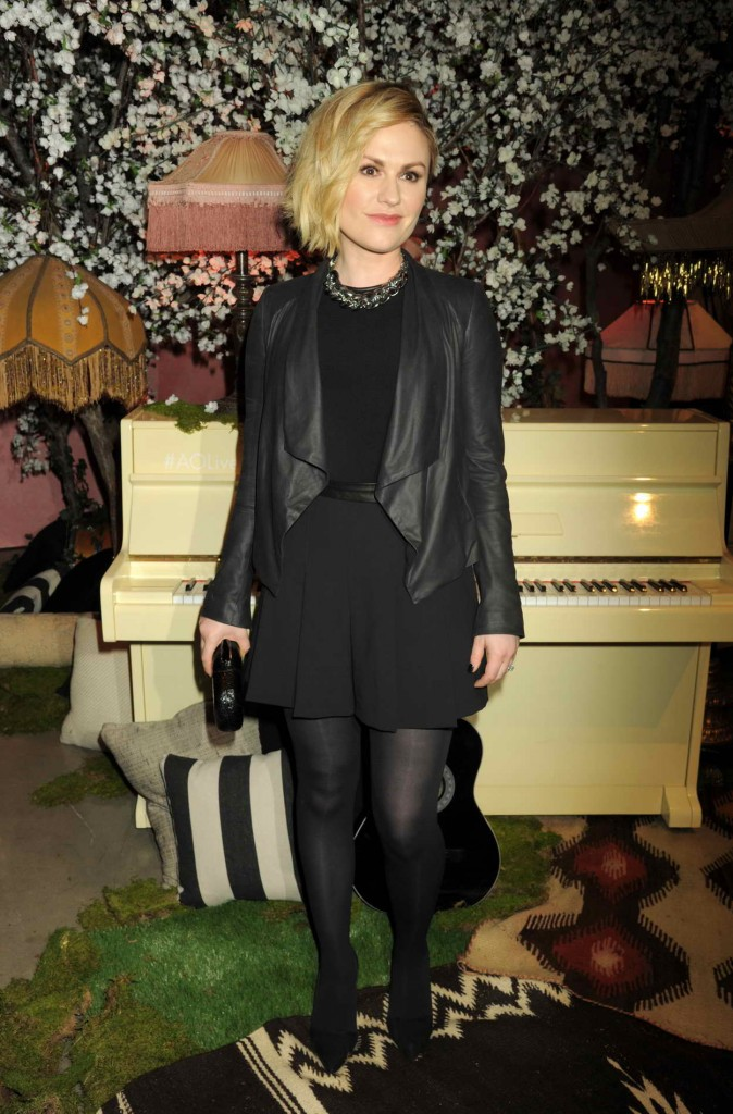 Anna Paquin at Alice + Olivia by Stacey Bendet and Neiman Marcus See-Now-Buy-Now Runway Show in LA 04/13/2016-1