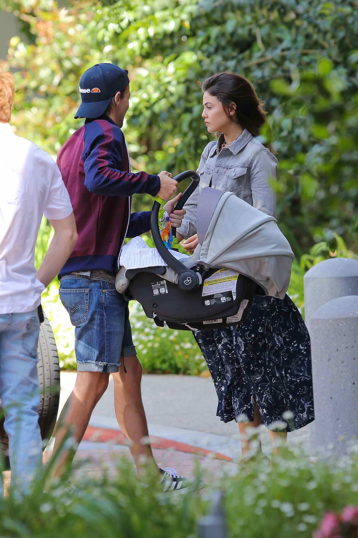 Danielle Campbell Was Spotted In Los Angeles With