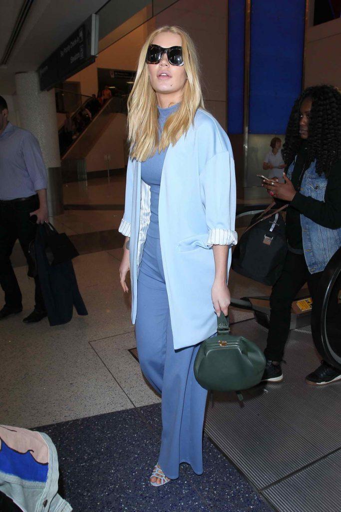 Iggy Azalea Arrives at LAX in Los Angeles 04/21/2016-4