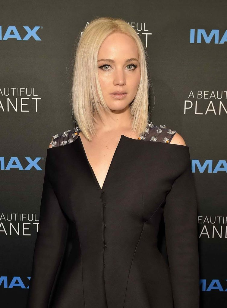 Jennifer Lawrence at A Beautiful Planet Premiere in New York 04/16/2016-1