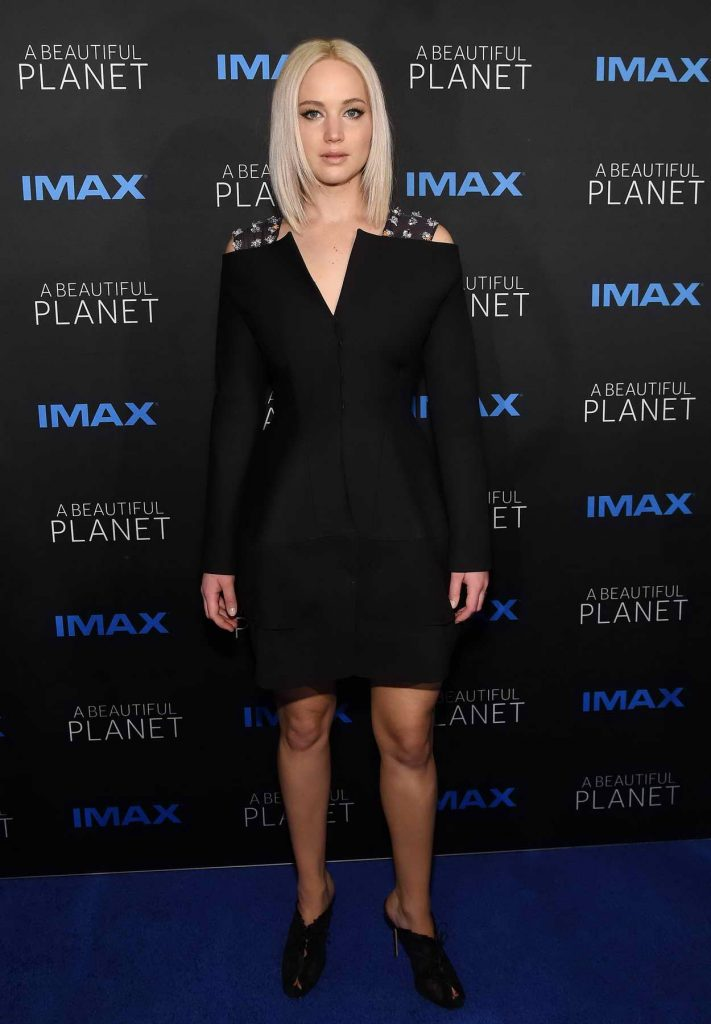 Jennifer Lawrence at A Beautiful Planet Premiere in New York 04/16/2016-2