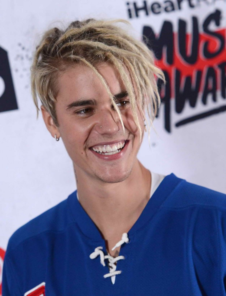 Justin Bieber at iHeartRadio Music Awards in Los Angeles 04/03/2016-4