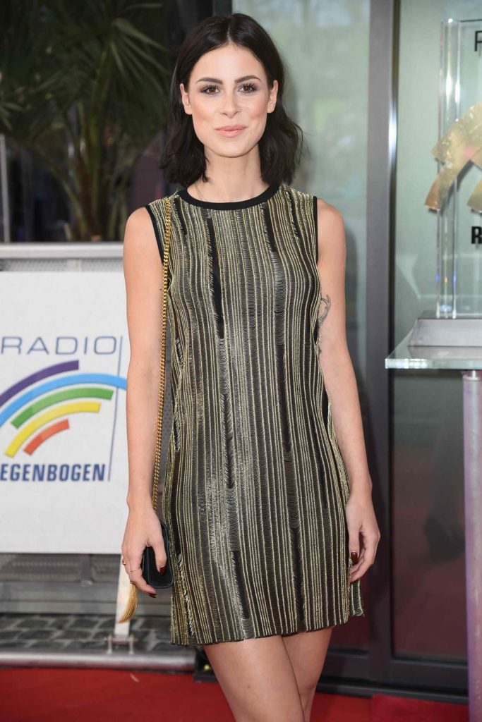 Lena Meyer-Landrut at the Radio Rainbow Award 2016 in Rust 04/22/2016-1