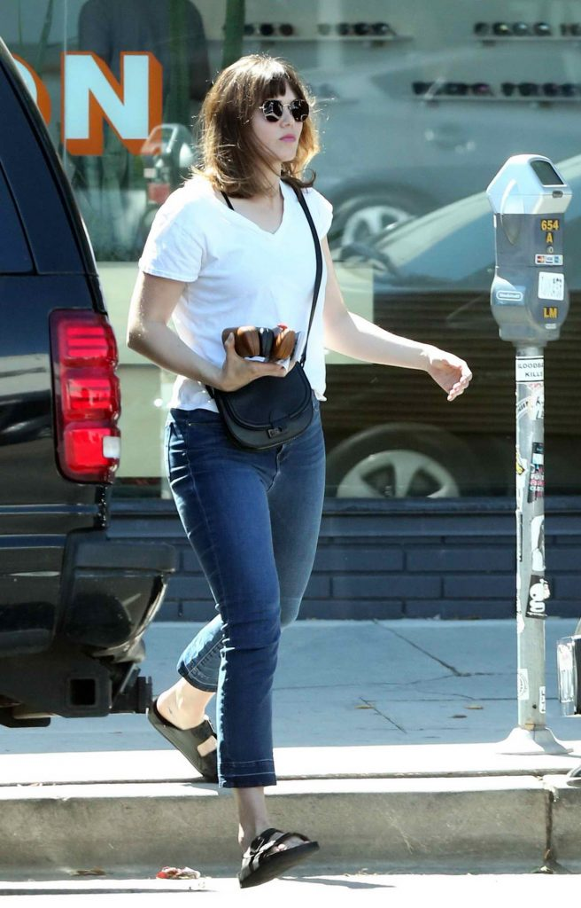 Mandy Moore Was Spotted in Hollywood 04/16/2016-1