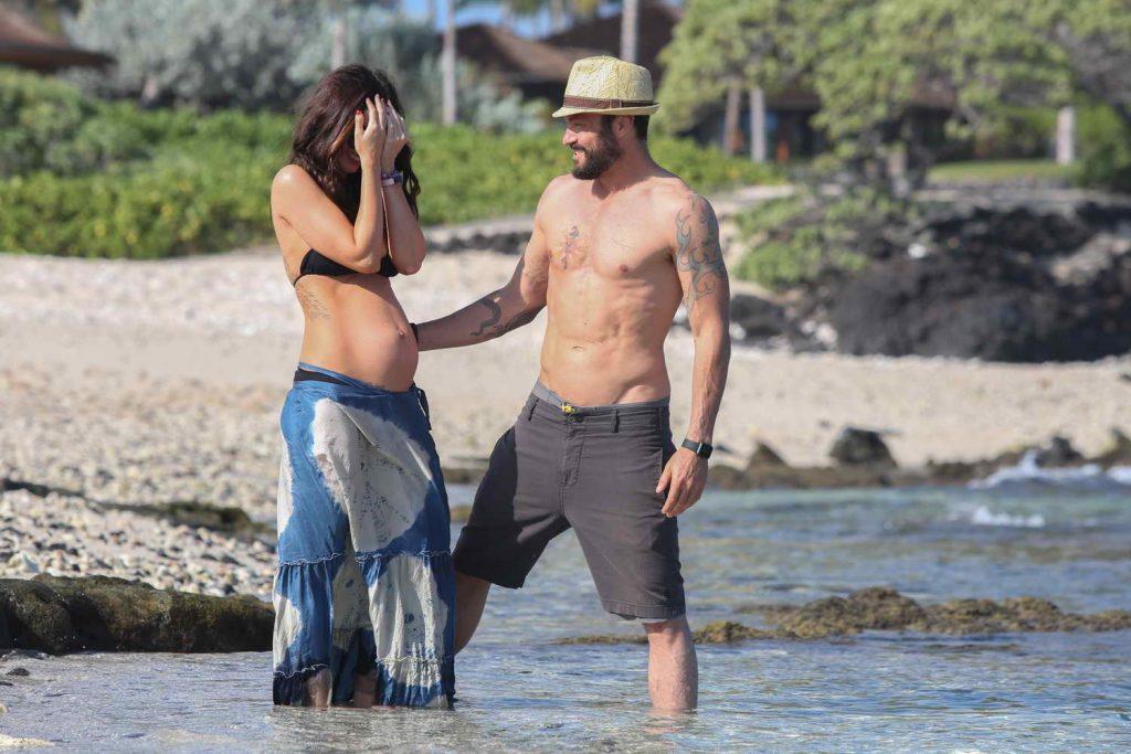 Megan Fox in Bikini at the Beach in Hawaii 04/22/2016-5