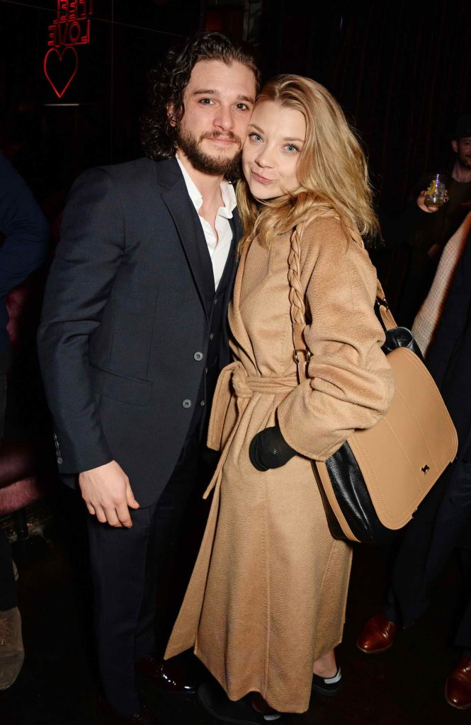 Natalie Dormer at the Doctor Faustus Opening Night Afterparty at The Cuckoo Club in London 04/25/2016-2