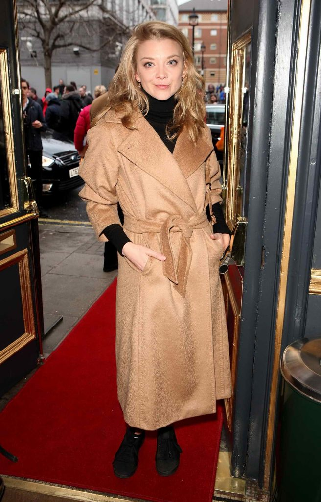 Natalie Dormer at the Doctor Faustus Opening Night Afterparty at The Cuckoo Club in London 04/25/2016-5