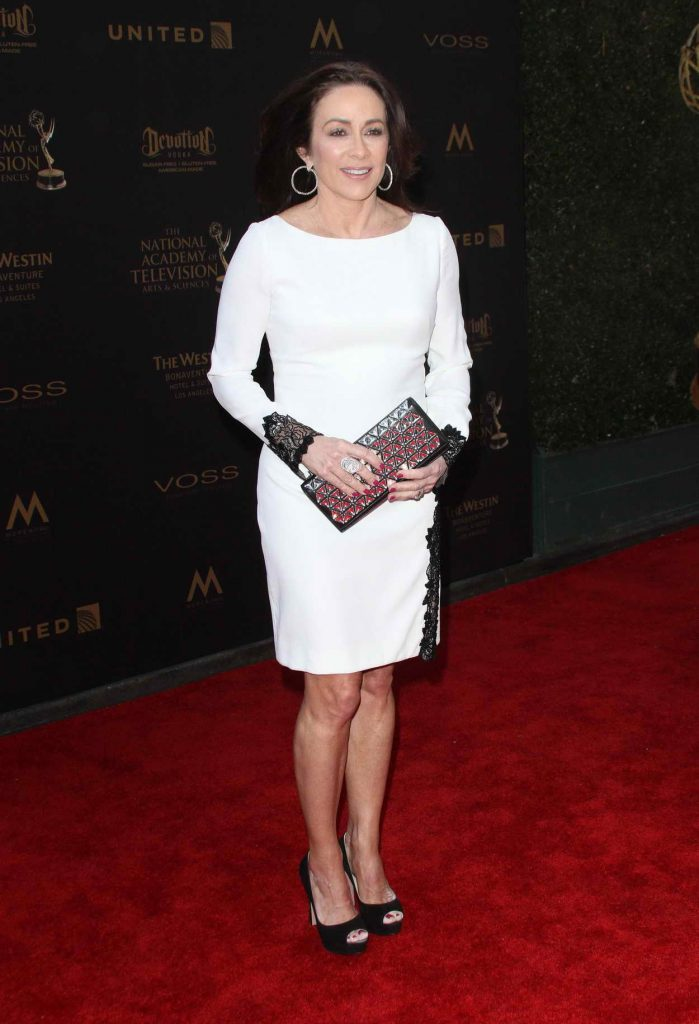 Patricia Heaton at the 43rd Annual Daytime Creative Arts Emmy Awards 2016 in Los Angeles 04/29/2016-3