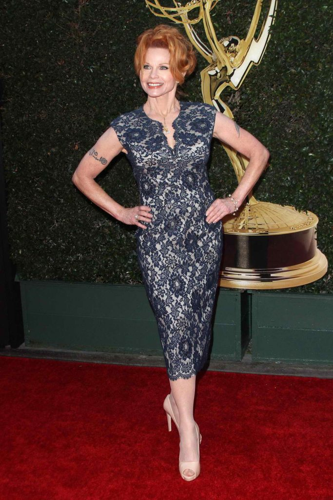Patsy Pease at the 43rd Annual Daytime Creative Arts Emmy Awards 2016 in Los Angeles 04/29/2016-1