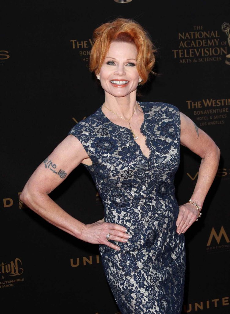 Patsy Pease at the 43rd Annual Daytime Creative Arts Emmy Awards 2016 in Los Angeles 04/29/2016-2