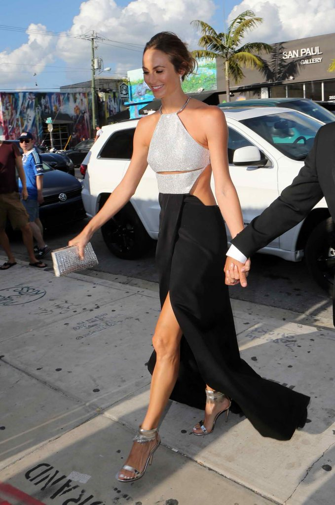 Stacy Keibler at Isabela Rangel and David Grutman's Wedding in Miami 04/23/2016-1