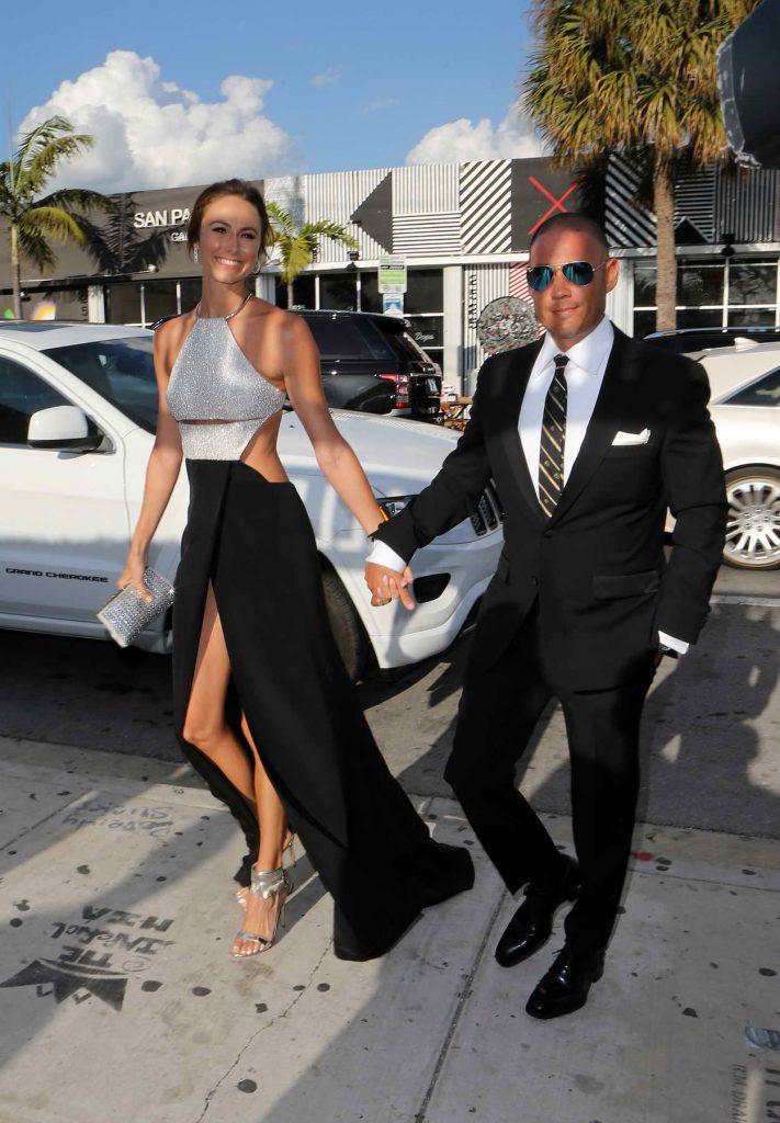 Stacy Keibler at Isabela Rangel and David Grutman's Wedding in Miami 04/23/2016-2