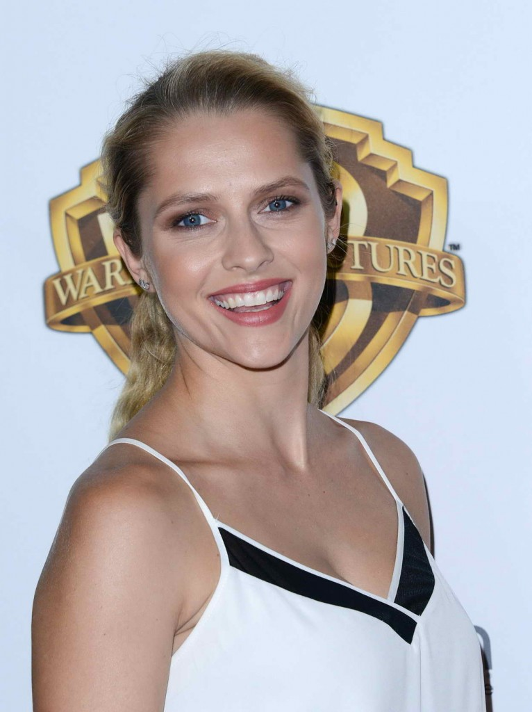 Teresa Palmer at the Warner Bros. Pictures The Big Picture Presentation at CinemaCon in Las Vegas 04/12/2016-3