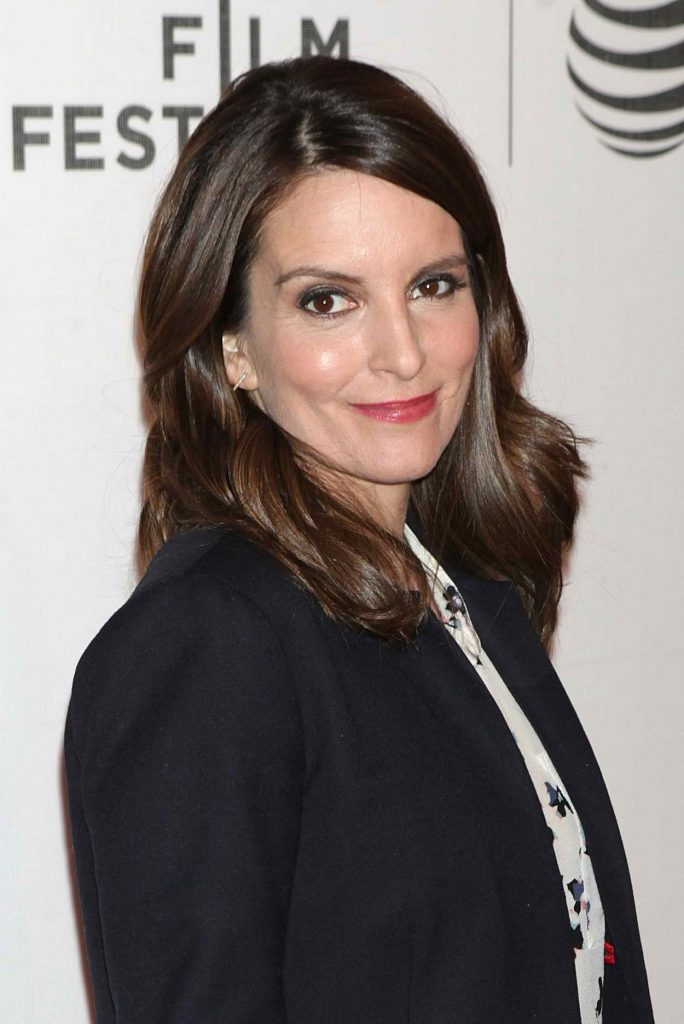 Tina Fey at Tribeca Film Festival in New York City 04/19/2016-1