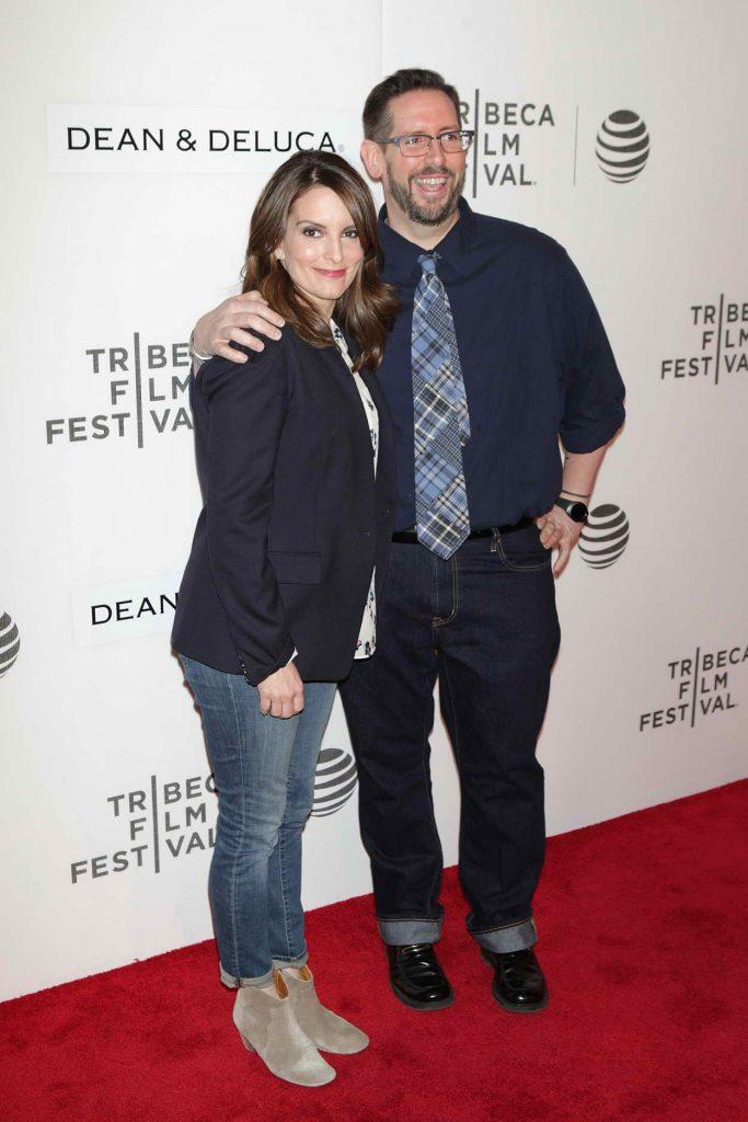 Tina Fey at Tribeca Film Festival in New York City 04/19/2016-5