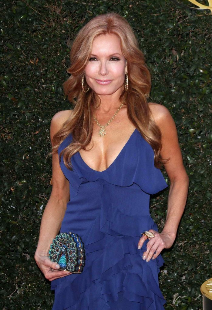 Tracey Bregman at the 43rd Annual Daytime Creative Arts Emmy Awards 2016 in Los Angeles 04/29/2016-1