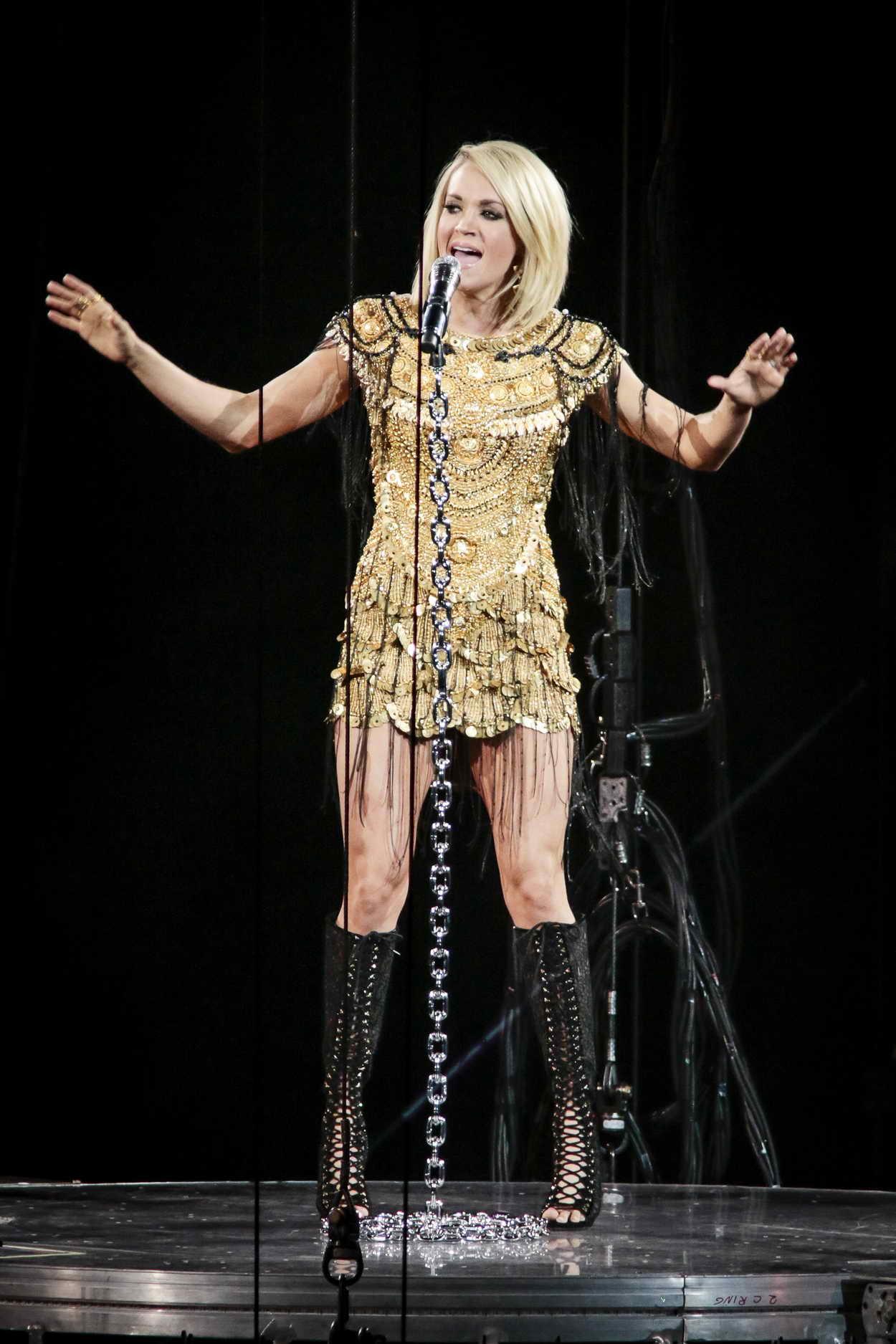 Carrie Underwood Storyteller Tour