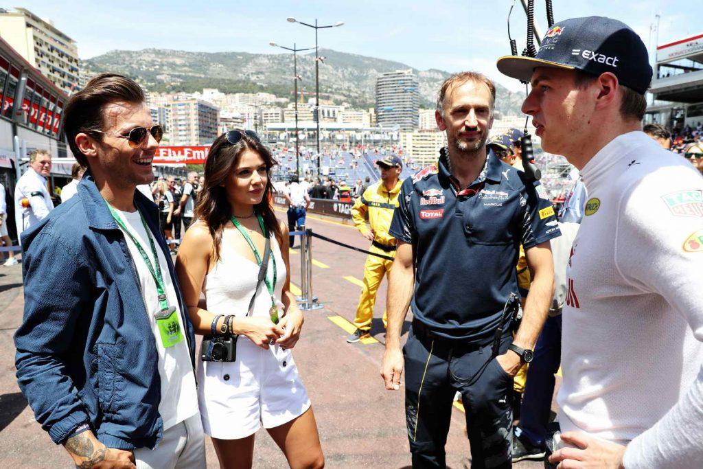 Danielle Campbell Was Seen at the Monaco Grand Prix 05/28/2016-2