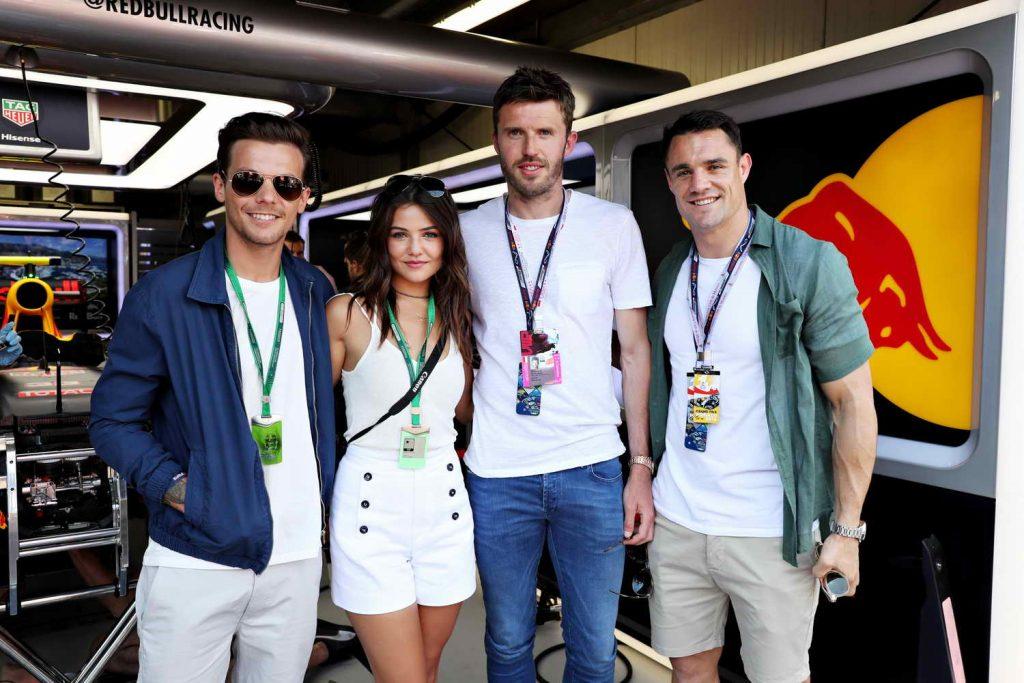 Danielle Campbell Was Seen at the Monaco Grand Prix 05/28/2016-3