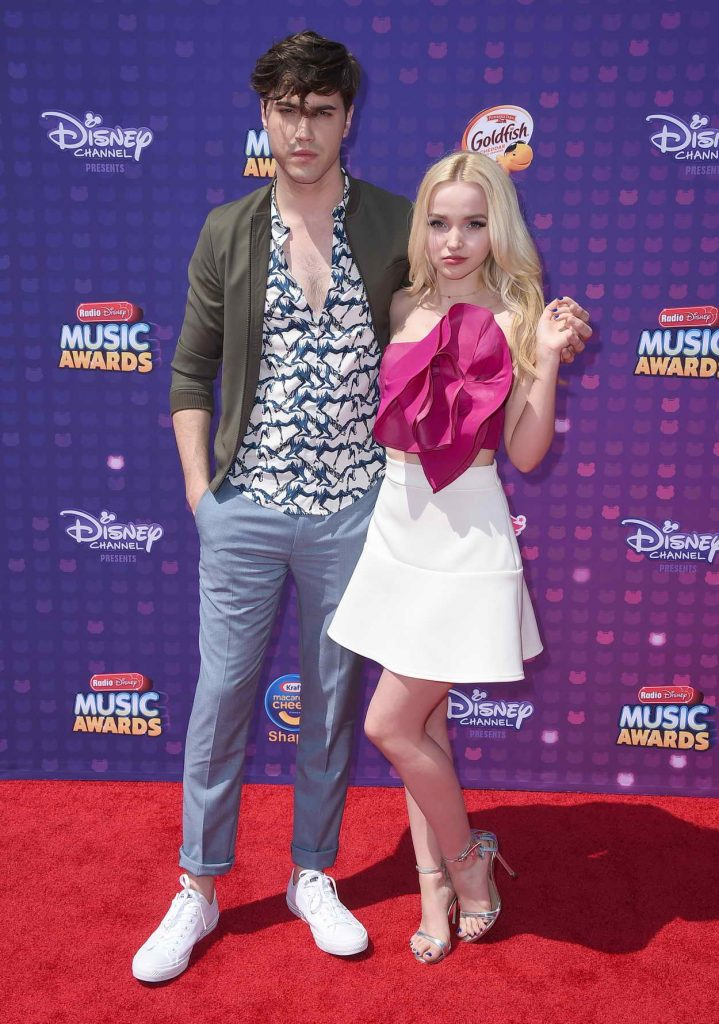 Dove Cameron at the 2016 Radio Disney Music Awards at the Microsoft Theater in Los Angeles 04/30/2016-2