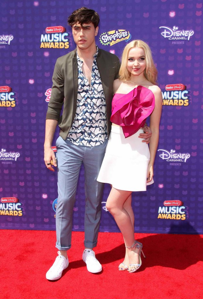 Dove Cameron at the 2016 Radio Disney Music Awards at the Microsoft Theater in Los Angeles 04/30/2016-4
