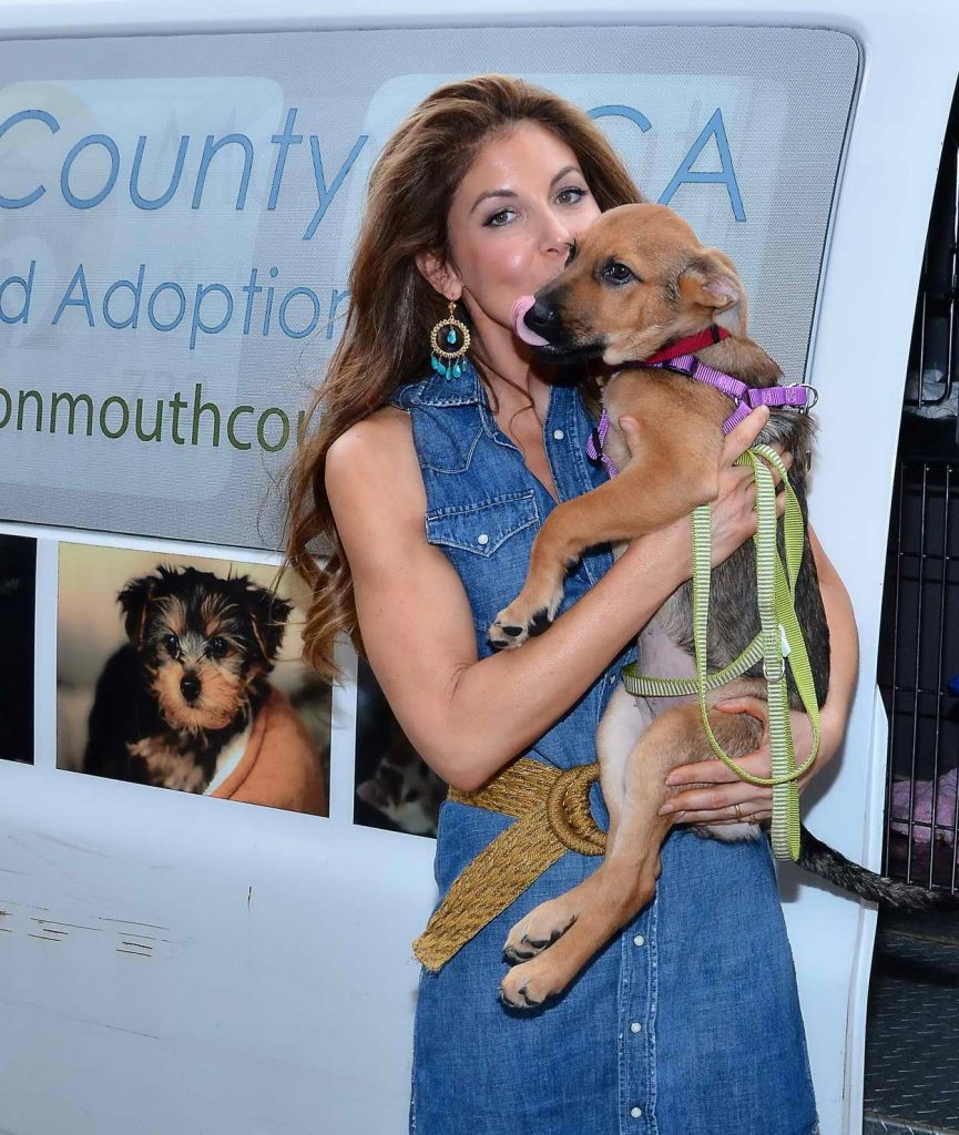 Dylan Lauren at the Dylan's Candy BarN Dog Adoption Event in New York 05/14/2016-1