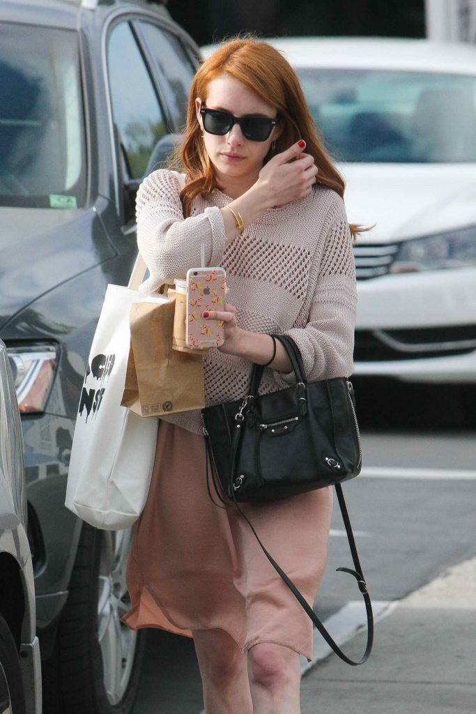Emma Roberts Out in West Hollywood 05/14/2016-1
