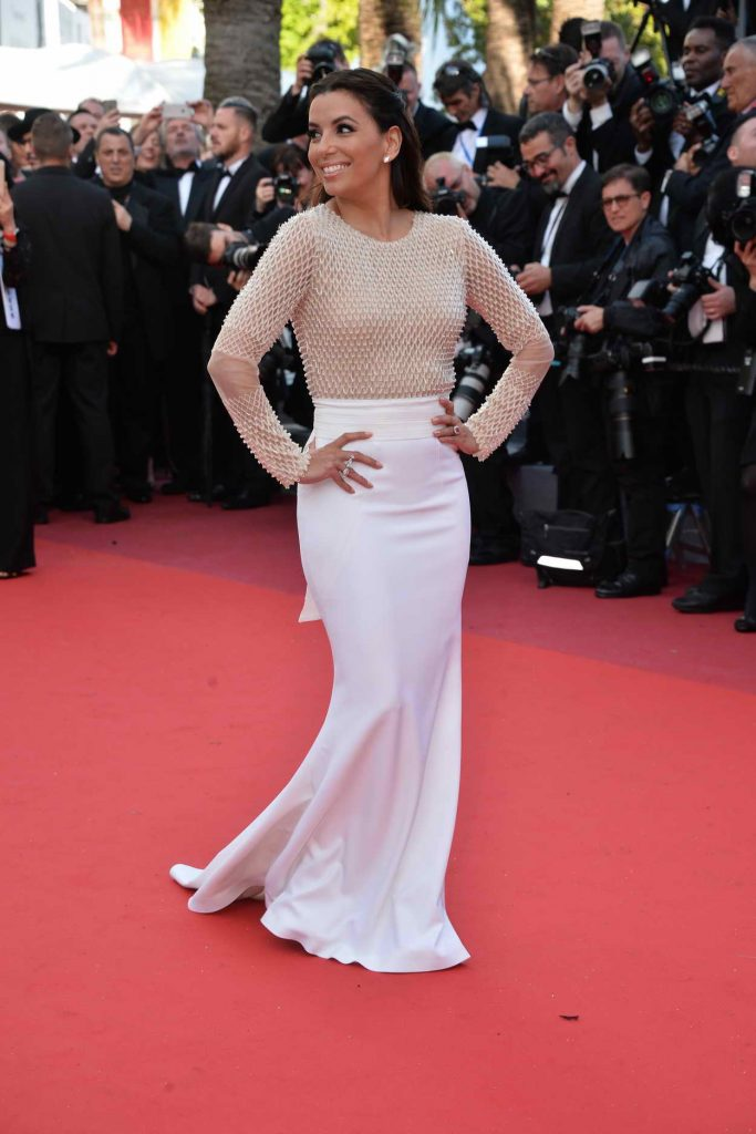 Eva Longoria at the Opening Ceremony and the Cafe Society Premiere During the 69th Annual Cannes Film Festival in Cannes 05/11/2016-1