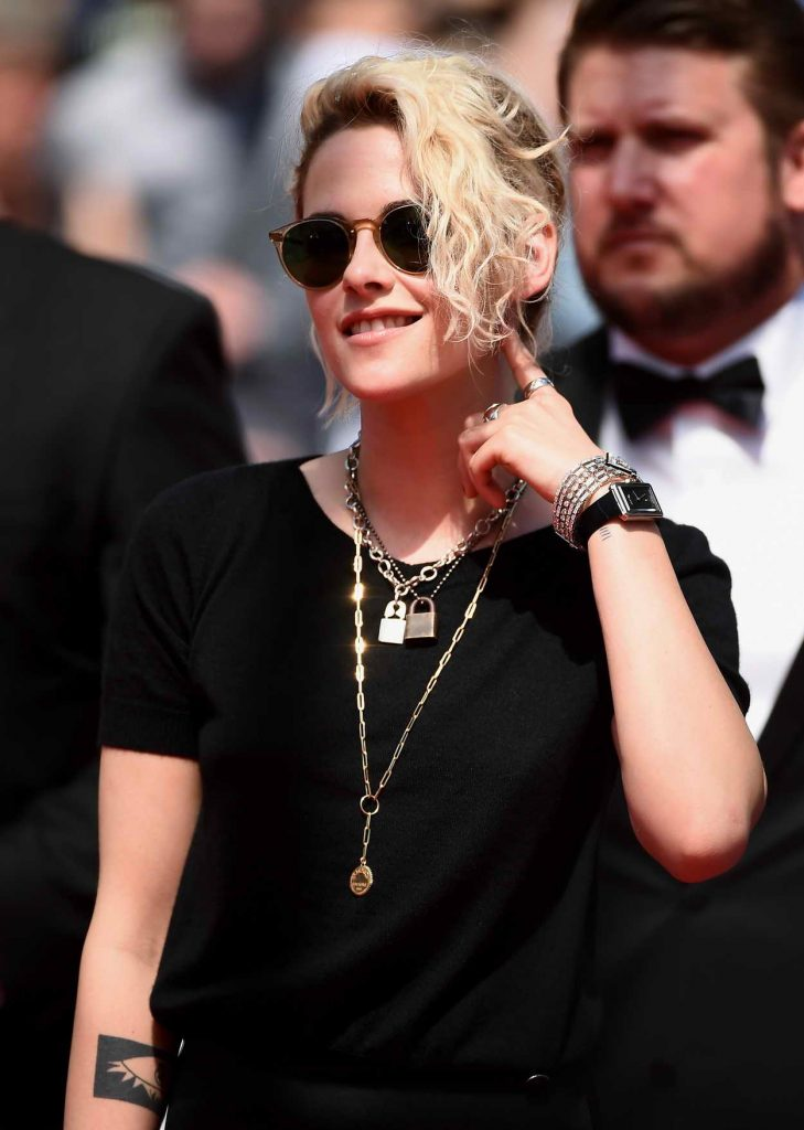 Kristen Stewart Attends American Honey Premiere During 69th Cannes Film Festival 05/15/2016-1