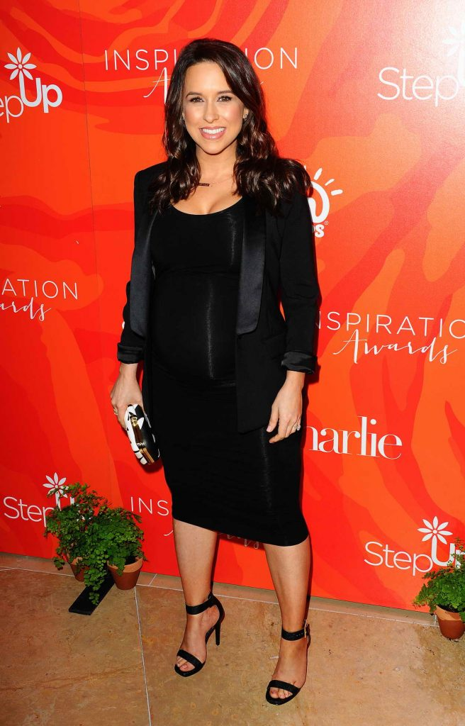 Lacey Chabert at the 13th Annual Inspiration Awards to Benefit STEP UP in Beverly Hills 05/20/2016-1