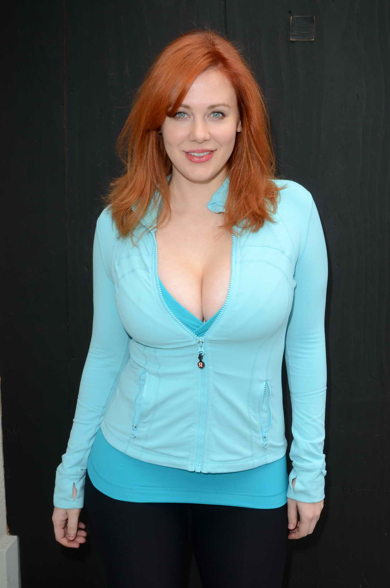 Maitland Ward Gets Her Hair Done in Beverly Hills 05/23