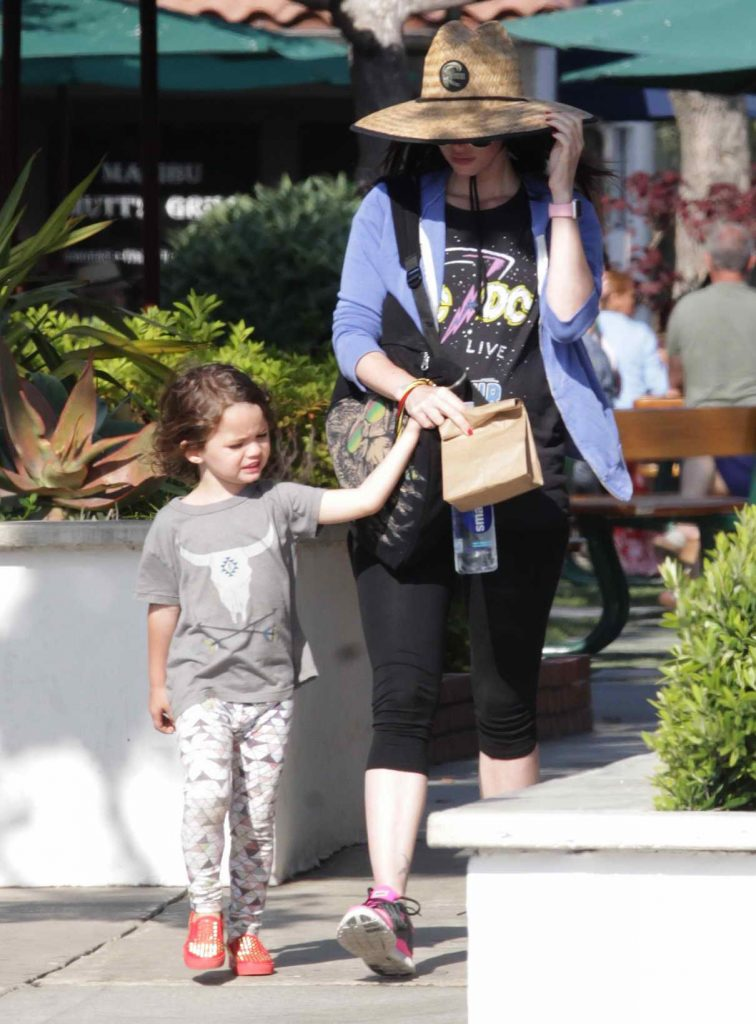 Megan Fox Out in Malibu 05/29/2016-1