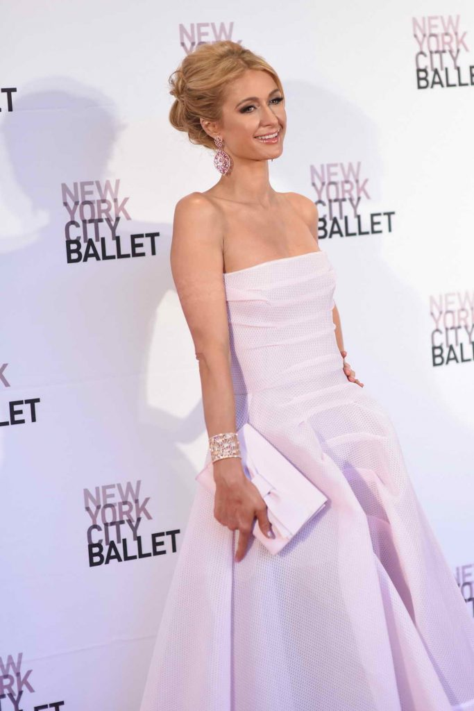Paris Hilton at the New York City Ballet Spring Gala 05/04/2016-1