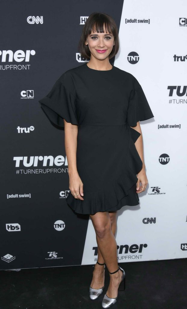 Rashida Jones at the 2016 Turner Upfronts in New York City 05/18/2016-1
