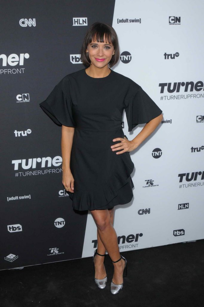 Rashida Jones at the 2016 Turner Upfronts in New York City 05/18/2016-2