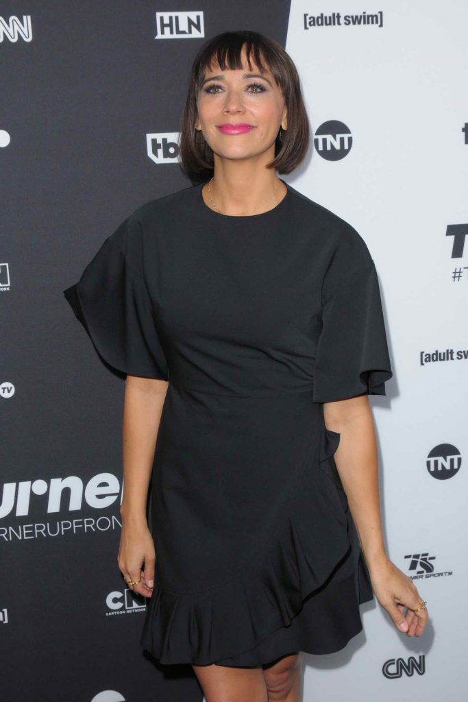 Rashida Jones at the 2016 Turner Upfronts in New York City 05/18/2016-4