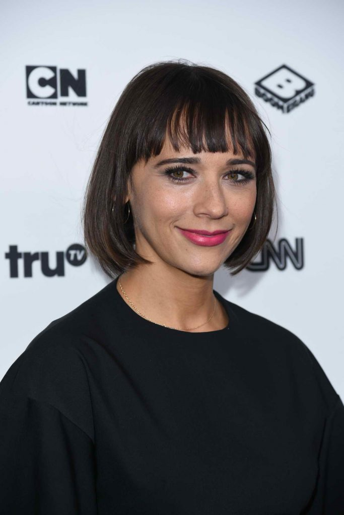 Rashida Jones at the 2016 Turner Upfronts in New York City 05/18/2016-5