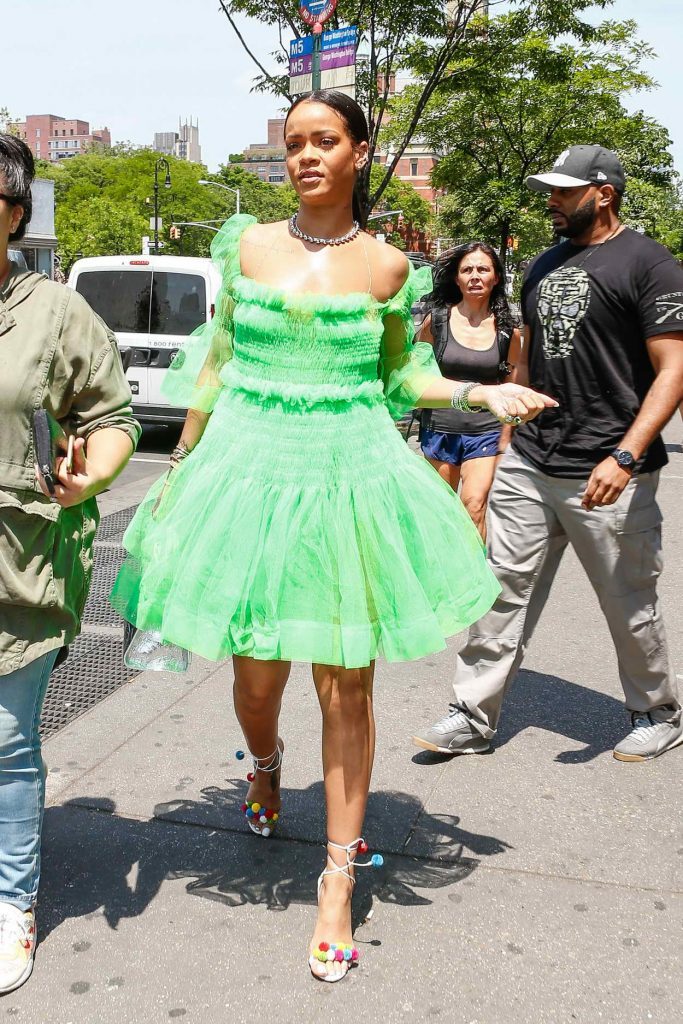 Rihanna Out in New York City 05/26/2016-2