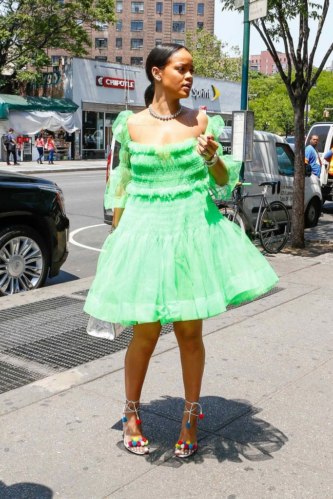 Rihanna Out in New York City 05/26/2016-3