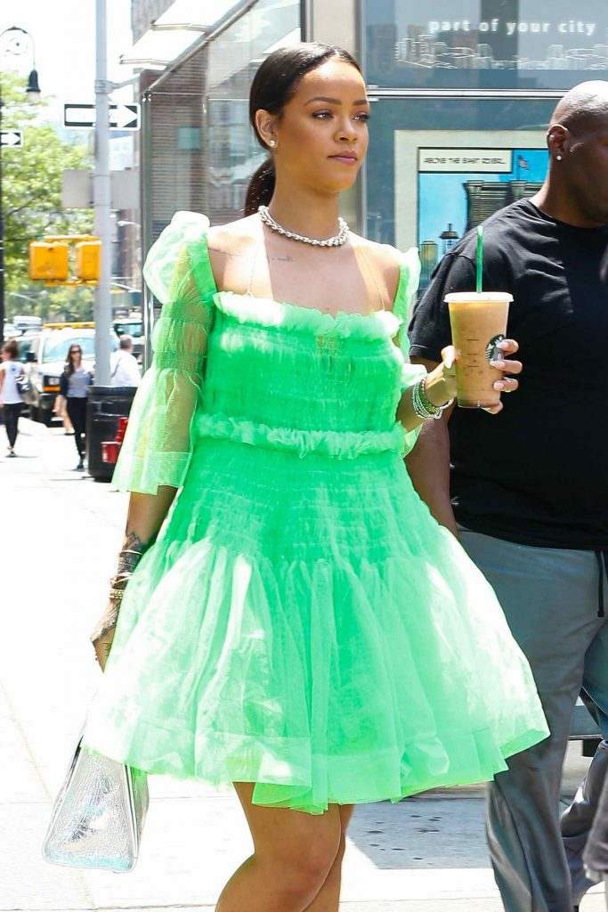 Rihanna Out in New York City 05/26/2016-5